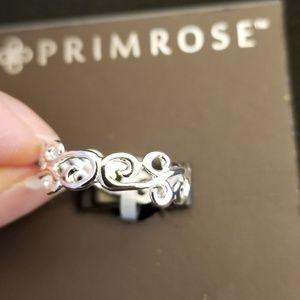 NWT sterling silver ring size 9